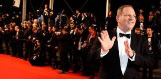 Il produttore Harvey Weinstein.