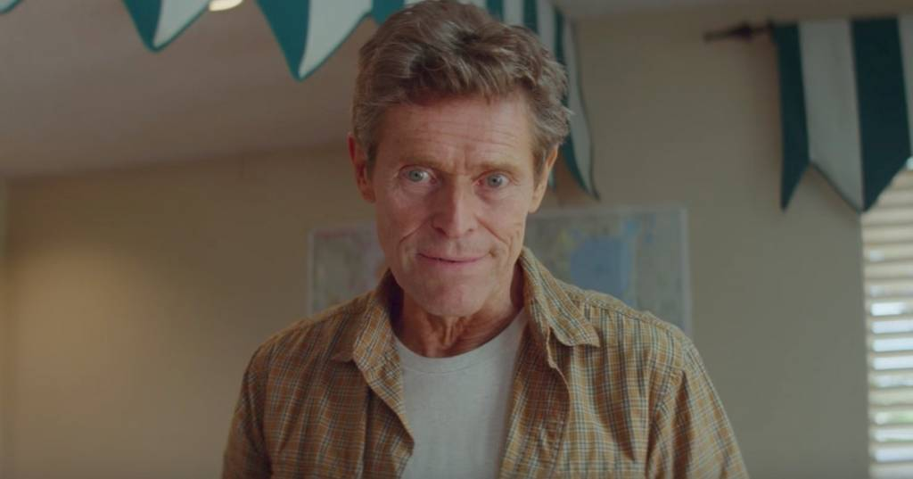 Willem Dafoe - The Florida Project