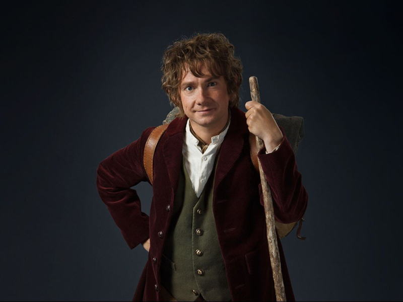 Martin Freeman Bilbo Baggins