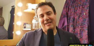 Giampiero Ingrassia - intervista Hairspray