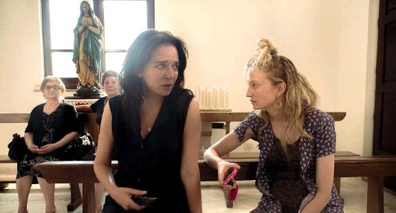 Valeria Golino e Alba Rohrwacher, Figlia mia