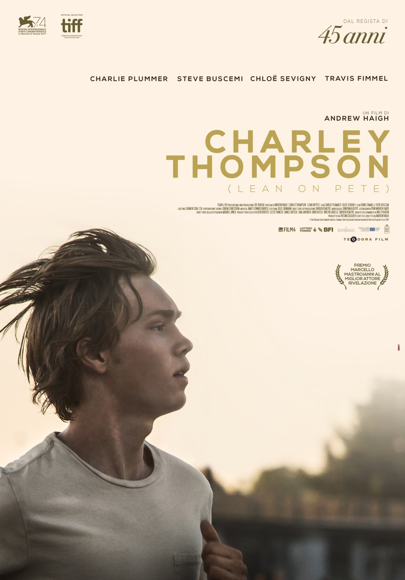 Cherley Thompson Poster Ufficiale