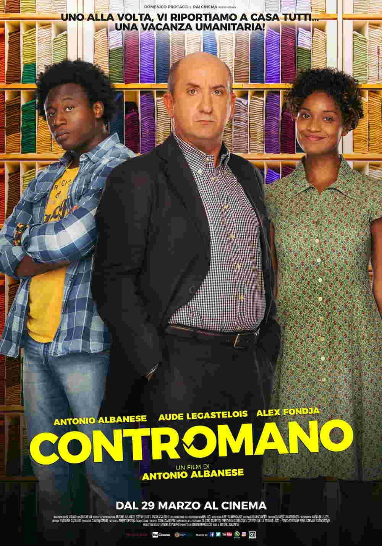 CONTROMANO-Poster