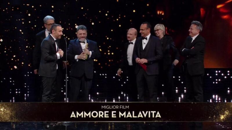 David di Donatello 2018 - Manetti Bros. - Ammore e malavita (2)