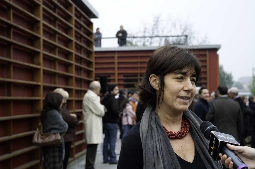 Enrica Baricco, presidentessa di CasaOz