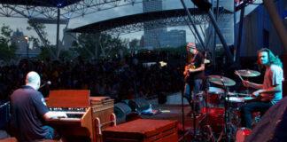 Greg Koch & The Koch Marshall Trio - cover