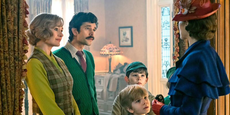 Il cast de Il ritorno di Mary Poppins (Mary Poppins Returns)