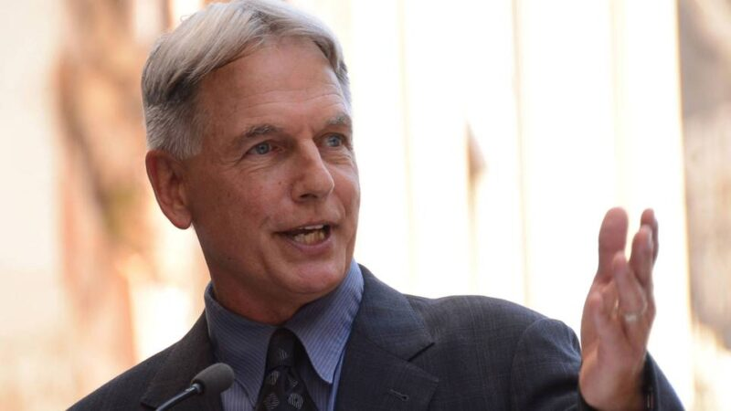 Mark Harmon All or Nothing
