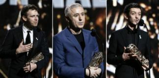 Premi César 2018 - Il trionfo di 120 battiti al minuto