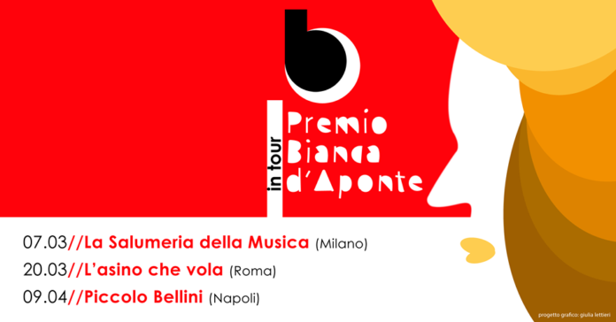 Premio Bianca D'Aponte - copertina