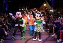 Sfilata Disney Topolino