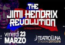 The Jimi Hendrix Revolution - cover