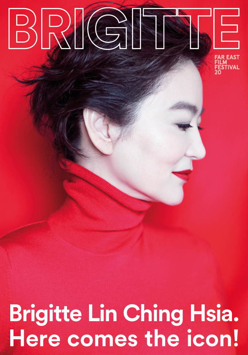Brigitte Lin Ching Hsia poster Far East Film Festival 20