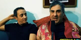 Riccardo Graziosi e Lallo Circosta - intervista ShowKezze (foto Ivan Zingariello)