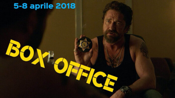 Box Office 09-04-18 - Nella tana dei lupi