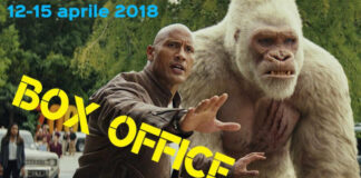Box Office 16-04-18 - Rampage - Furia animale