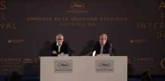Cannes 2018 - conferenza stampa 2