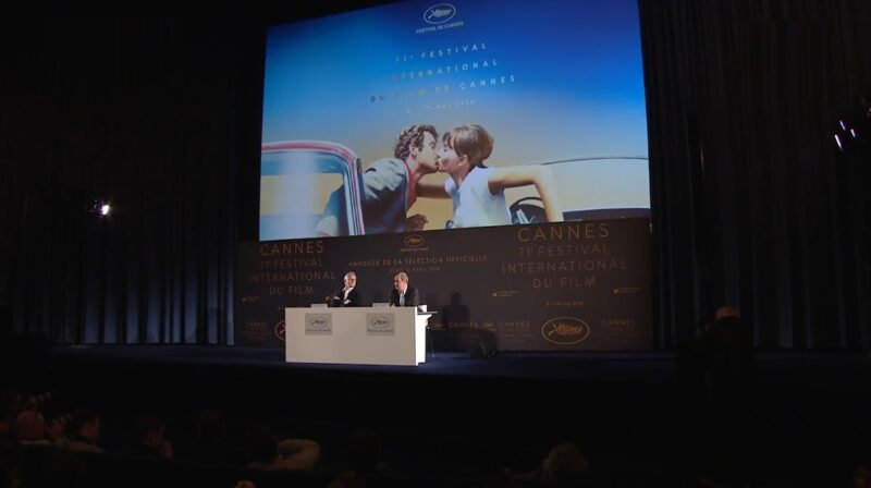 Cannes 2018 - conferenza stampa