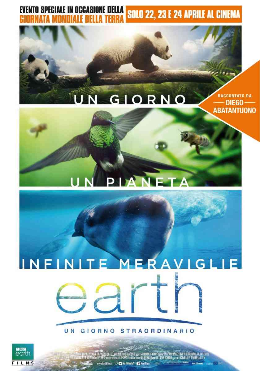 Earth- Un Giorno straordinario