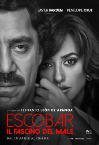 Escobar - Il fascino del male locandina