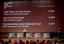 FEFF 20 Closing Far East Film Festival