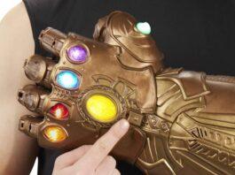 Hero Vision Infinity Gauntlet