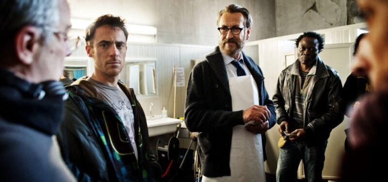 Io sono Tempesta - Elio Germano e Marco Giallini