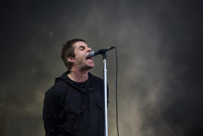 Liam Gallagher - foto