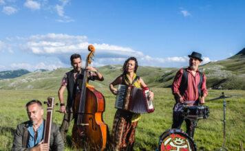Nuove Tribù Zulu - cover
