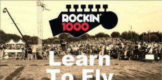 Rockin'1000 - cover