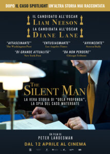 The silent man locandina