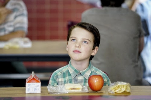 Young Sheldon Infinity