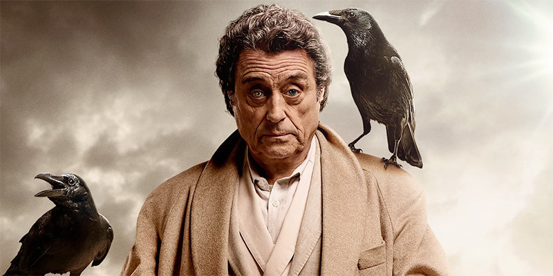 American Gods Amazon Prime Video - Ian McShane