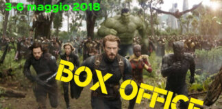 Box Office 07-05-18 - Avengers Infinity War