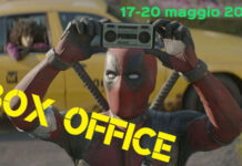 Box Office 21-05-18 - Deadpool 2