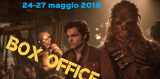 Box Office 28-05-18 - Solo: A Star Wars Story