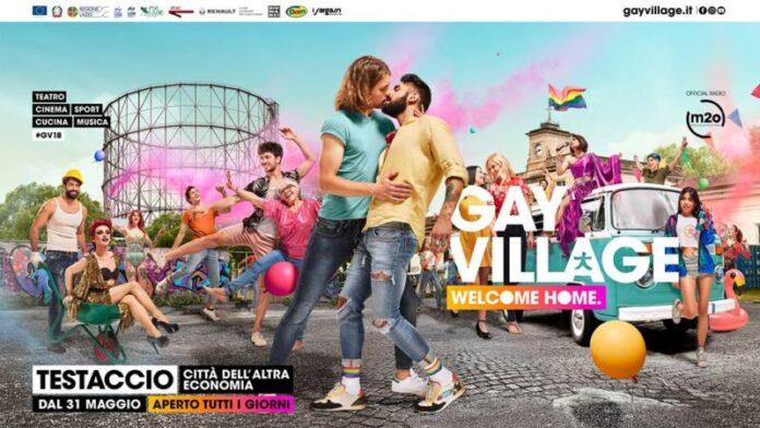 Gay Village Testaccio