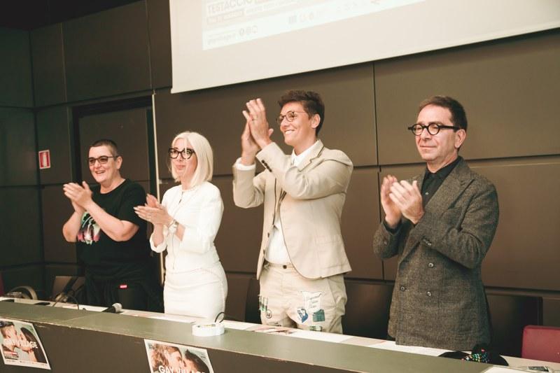 GayVillage_PaolaDee+DeborahFurci+ImmaBattaglia+PinoStrabioli