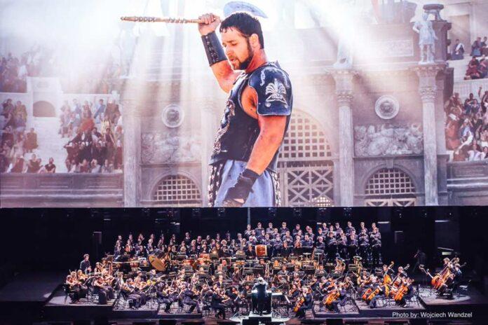 Il Gladiatore in Concerto