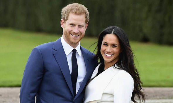 Harry e Meghan Markle