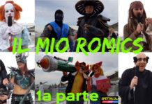 Il mio Romics 2018 1a parte