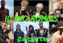 Il mio Romics 2018 2a parte