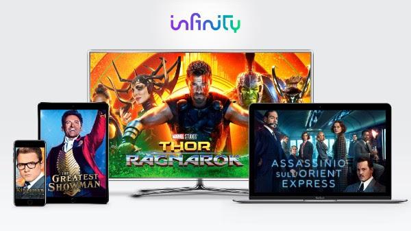 Infinity Digital Movie Days