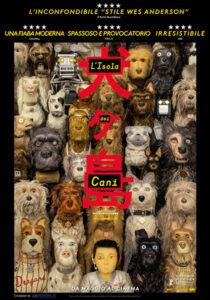 L'isola dei cani locandina