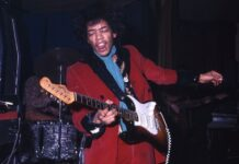 Jimi Hendrix mostra milano