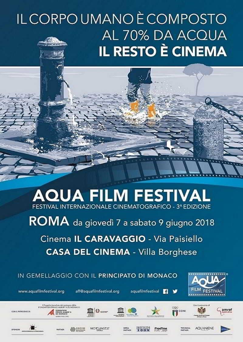 Locandina Aqua Film Festival
