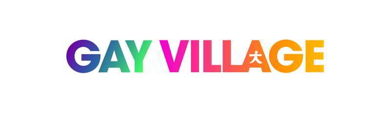 Gay Village Logo
