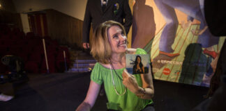 Lucy Lawless Comicon