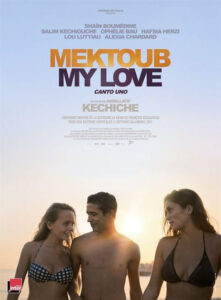 Mektoub, my love - Canto uno locandina