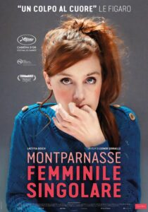 Montparnasse - Femminile singolare locandina